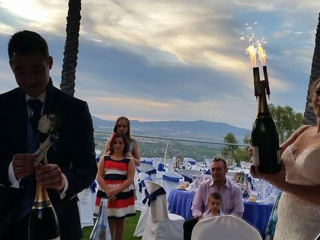 La boda de Jose Antonio y Samantha en Alhaurin El Grande, Málaga 79