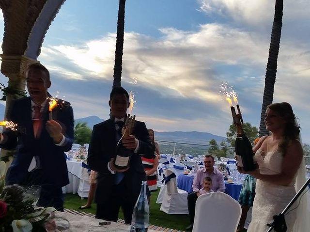 La boda de Jose Antonio y Samantha en Alhaurin El Grande, Málaga 80