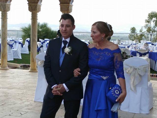 La boda de Jose Antonio y Samantha en Alhaurin El Grande, Málaga 91