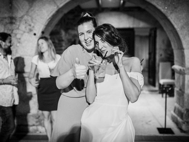La boda de Andoni y Agueda en Santiso (Santa Maria), A Coruña 44