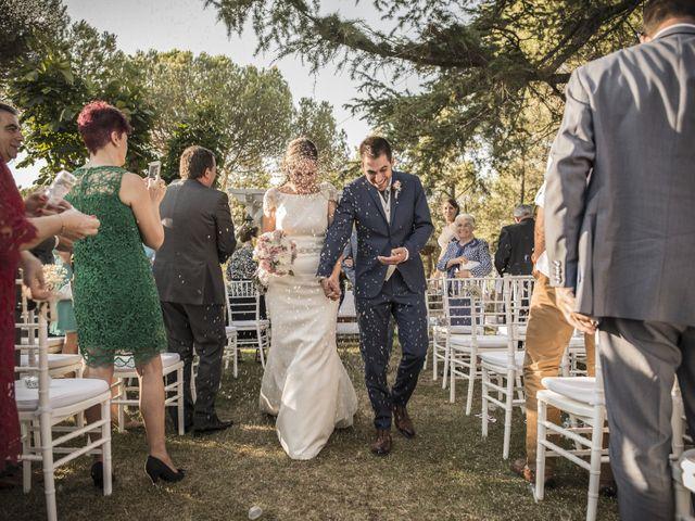 La boda de Jorge y Carmen en Galapagar, Madrid 18