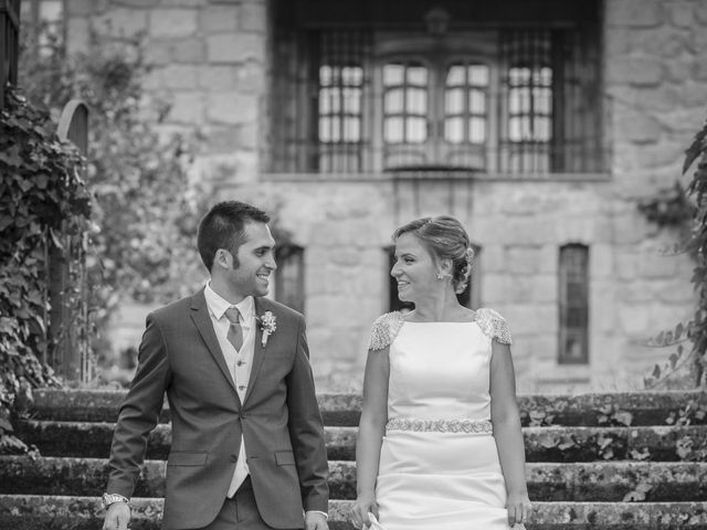 La boda de Jorge y Carmen en Galapagar, Madrid 21