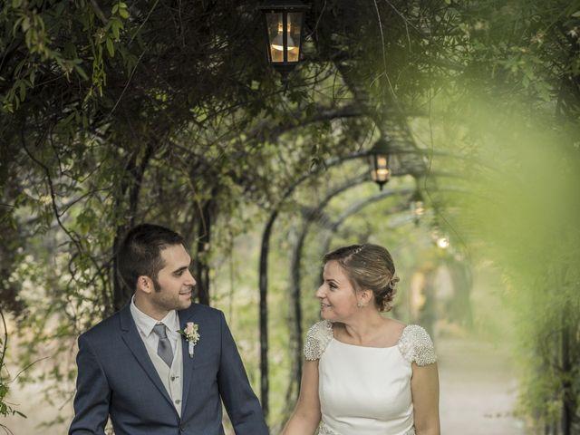 La boda de Jorge y Carmen en Galapagar, Madrid 22