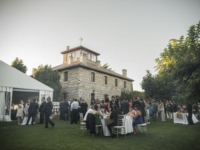 La boda de Jorge y Carmen en Galapagar, Madrid 23
