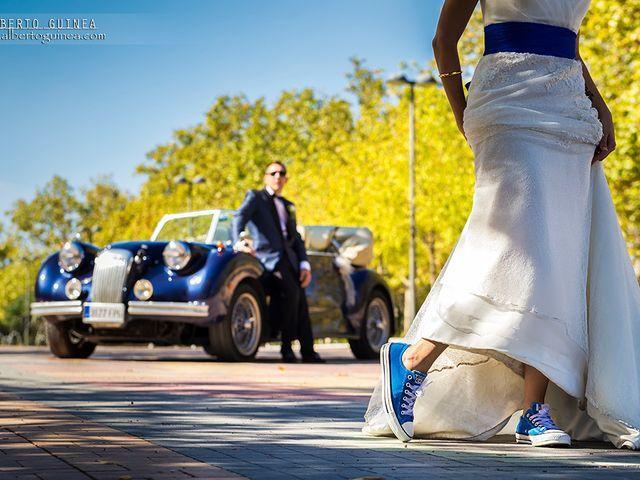 La boda de Jose Maria y Silvia  en Getafe, Madrid 1
