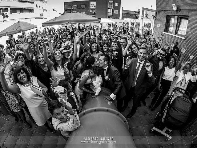 La boda de Jose Maria y Silvia  en Getafe, Madrid 2
