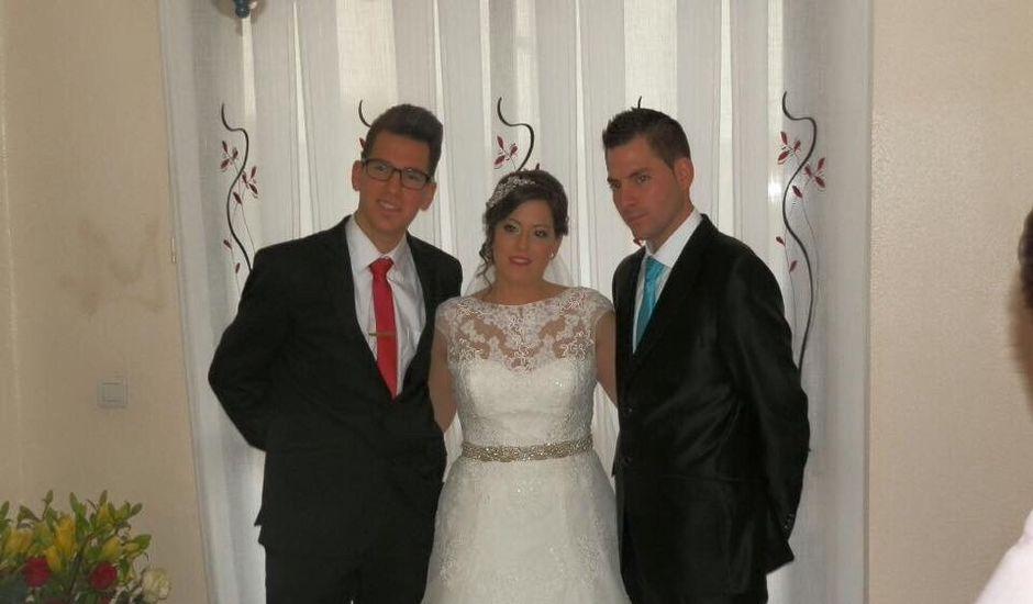 La boda de Jonatan  y Mara en Alcantarilla, Murcia