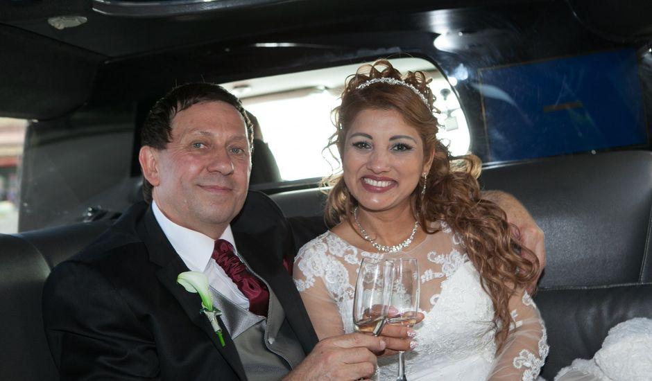 La boda de Maritza y Hanspeter en Torrevieja, Alicante