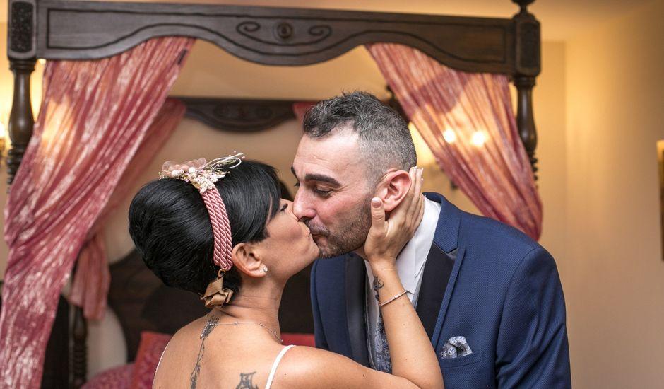 La boda de Yolanda y Roberto en Pedrola, Zaragoza