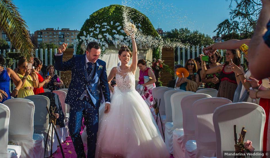 La boda de David y Elisabet en Zaragoza, Zaragoza