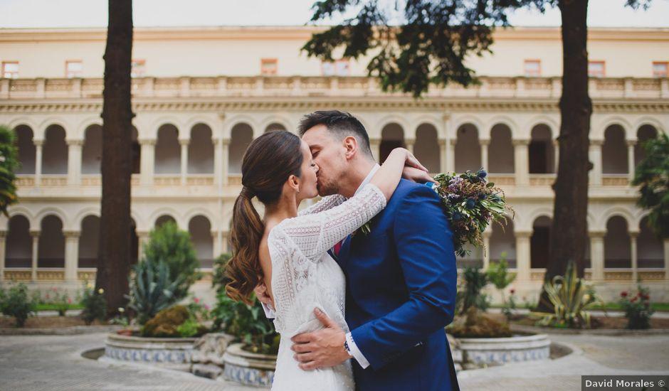 La boda de Daniel y Silvia en Rivas-vaciamadrid, Madrid