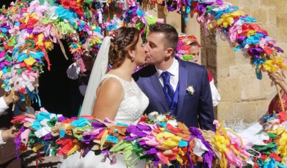 La boda de Luis y Ary en Cervatos, Cantabria