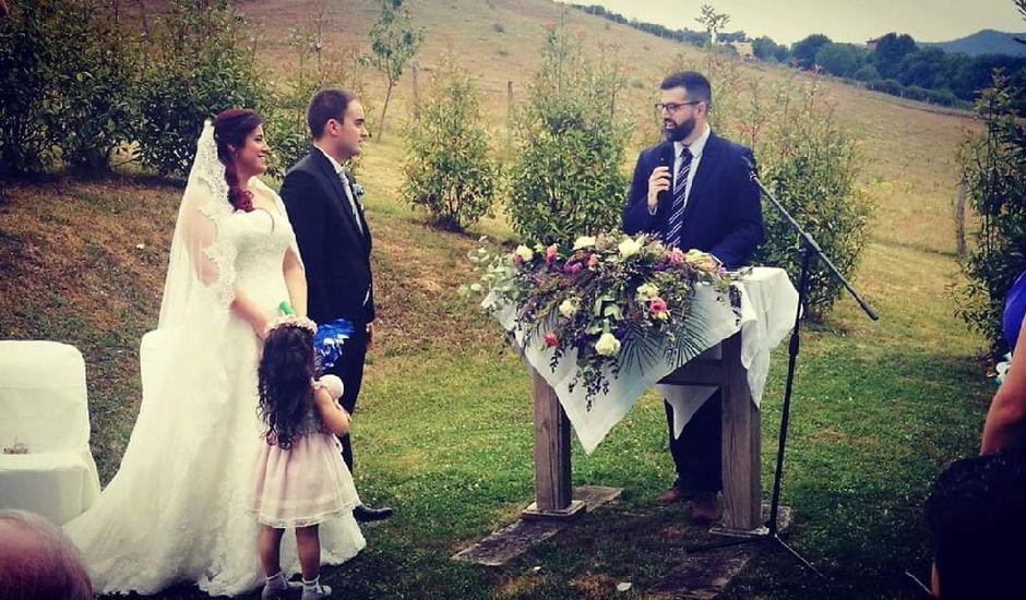 La boda de Ruben y Leyre en Quejana, Álava