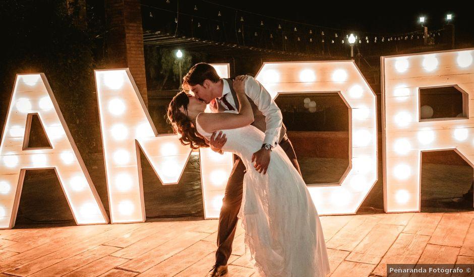 La boda de Laura y Alejandro en Elx/elche, Alicante
