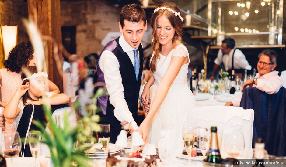 La boda de Xabi y Ianre en Zarraton, La Rioja