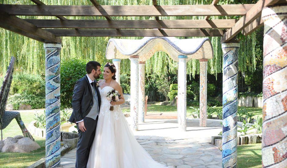 La boda de Rubén y Bea en Sabadell, Barcelona