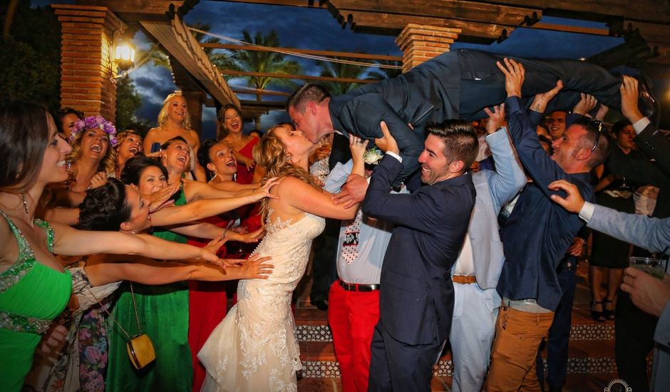 La boda de Jose Antonio y Samantha en Alhaurin El Grande, Málaga