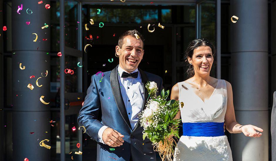 La boda de Jose Maria y Silvia  en Getafe, Madrid