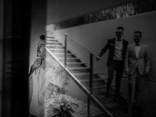 La boda de Aroa y David 1