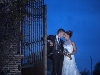 La boda de Sandra y Álvaro