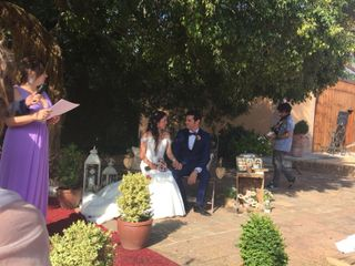 La boda de Aure  y Jose