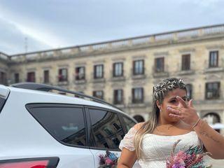 La boda de Yurena  y Jon 2