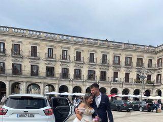 La boda de Yurena  y Jon 3