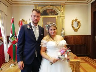 La boda de Yurena  y Jon