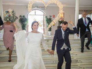 La boda de Jesus y Carmen