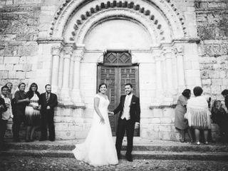 La boda de Jorge y Bea
