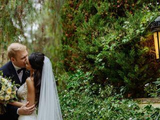 La boda de Elena y Thomas
