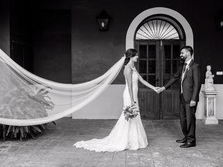 La boda de Aroa y Sam