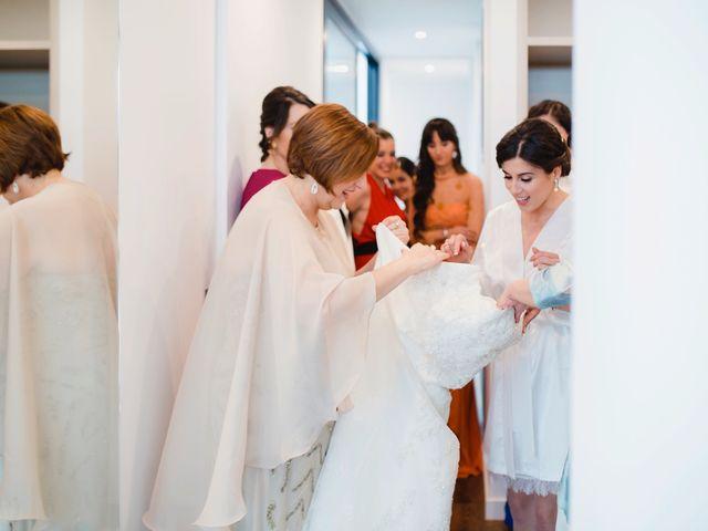 La boda de David y Aroa en Puçol, Valencia 13