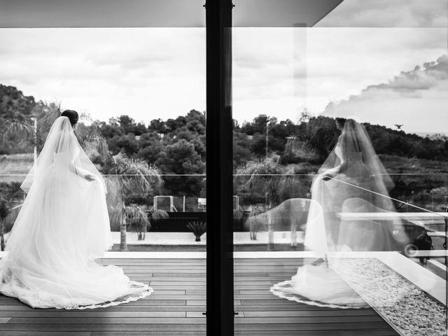 La boda de David y Aroa en Puçol, Valencia 15