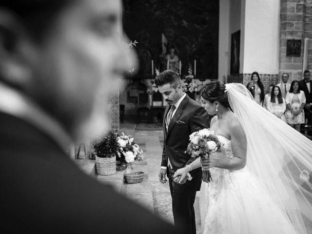 La boda de David y Aroa en Puçol, Valencia 19