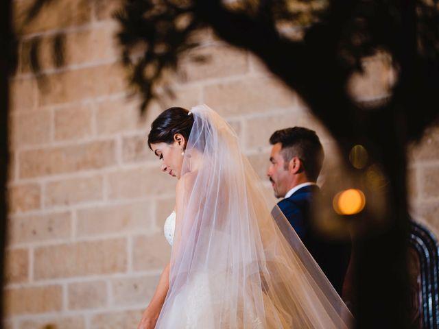 La boda de David y Aroa en Puçol, Valencia 22