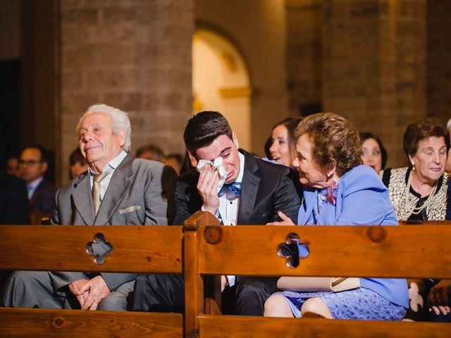 La boda de David y Aroa en Puçol, Valencia 23