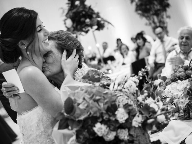 La boda de David y Aroa en Puçol, Valencia 2