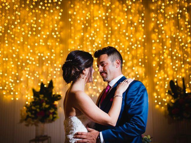 La boda de Aroa y David
