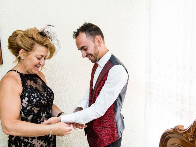 La boda de Raúl y Miriam en Madrid, Madrid 6