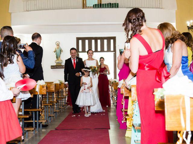 La boda de Raúl y Miriam en Madrid, Madrid 13
