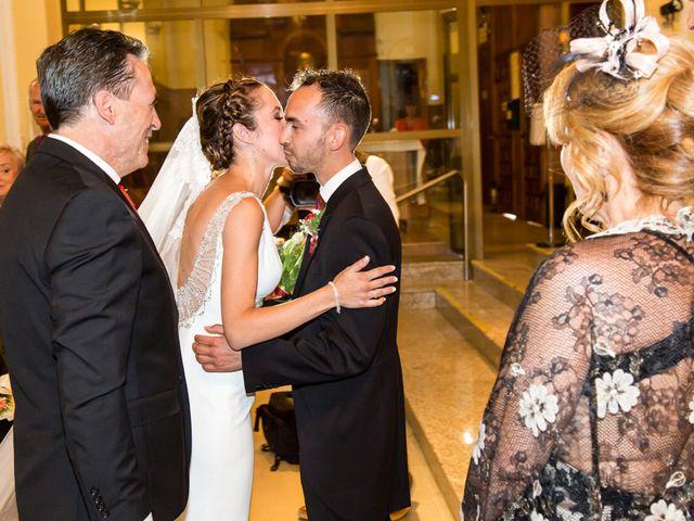 La boda de Raúl y Miriam en Madrid, Madrid 14