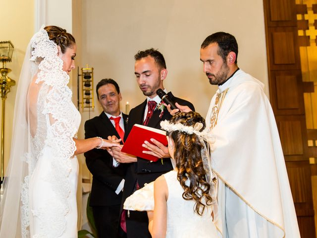 La boda de Raúl y Miriam en Madrid, Madrid 16