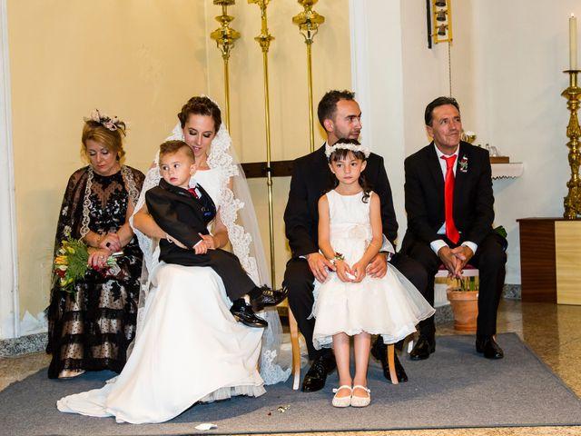 La boda de Raúl y Miriam en Madrid, Madrid 18