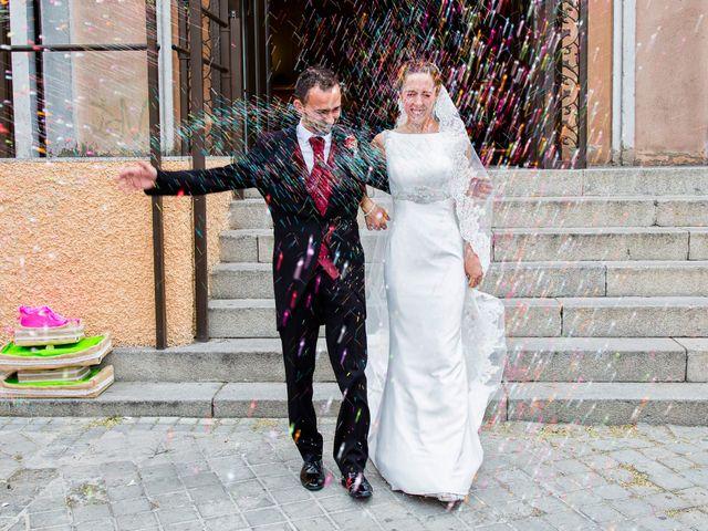 La boda de Raúl y Miriam en Madrid, Madrid 19