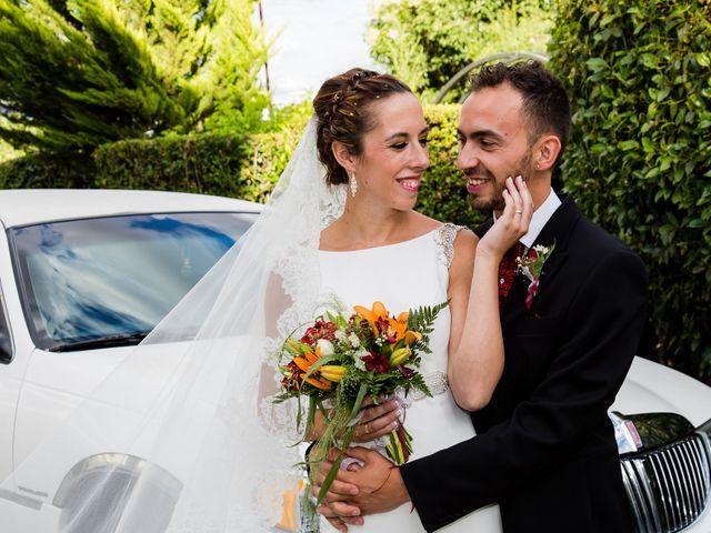 La boda de Raúl y Miriam en Madrid, Madrid 1
