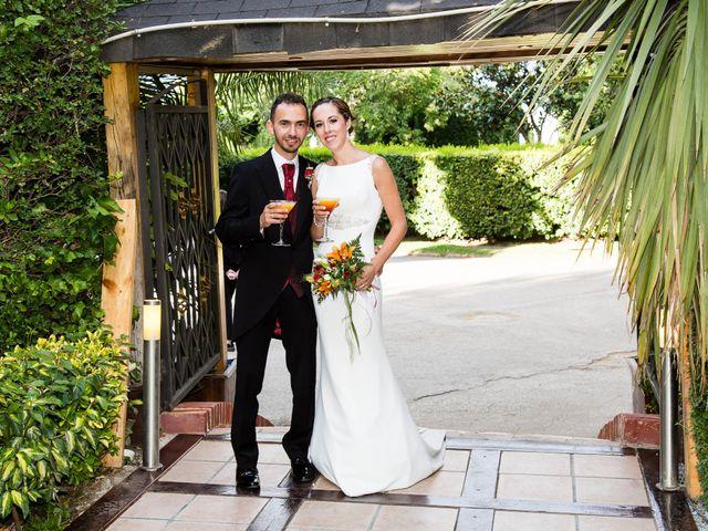 La boda de Raúl y Miriam en Madrid, Madrid 24