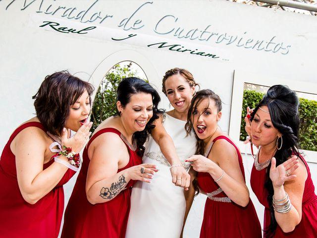 La boda de Raúl y Miriam en Madrid, Madrid 25