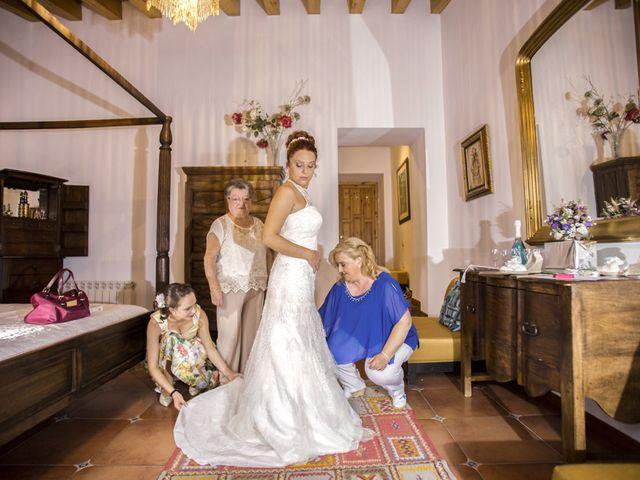 La boda de Álvaro y Sandra en Arges, Toledo 10