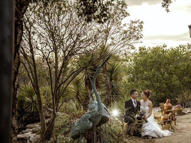 La boda de Álvaro y Sandra en Arges, Toledo 22